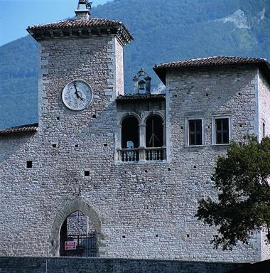 Palazzo Brancaleoni, sede del Museo Civico Statale di Piobbico