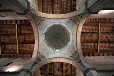 Particolare interno della cupola della Cattedrale di San Ciriaco
