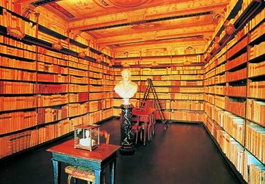 Sala Biblioteca all