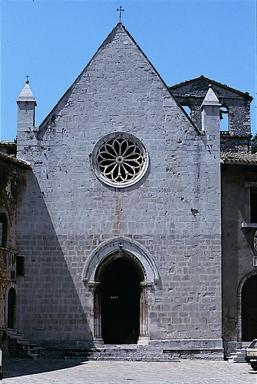 Chiesa di S. Agostino in piazza Martiri Vissani