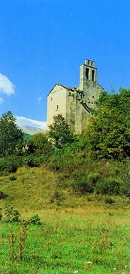 Veduta della Chiesa di Santa Maria in Lapide