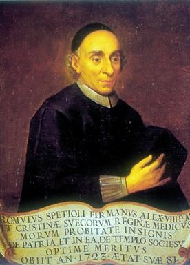 Ritratto di Romolo Spezioli