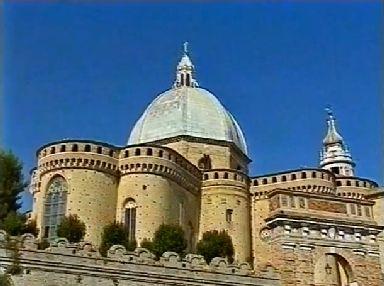 Loreto, Itinerario d